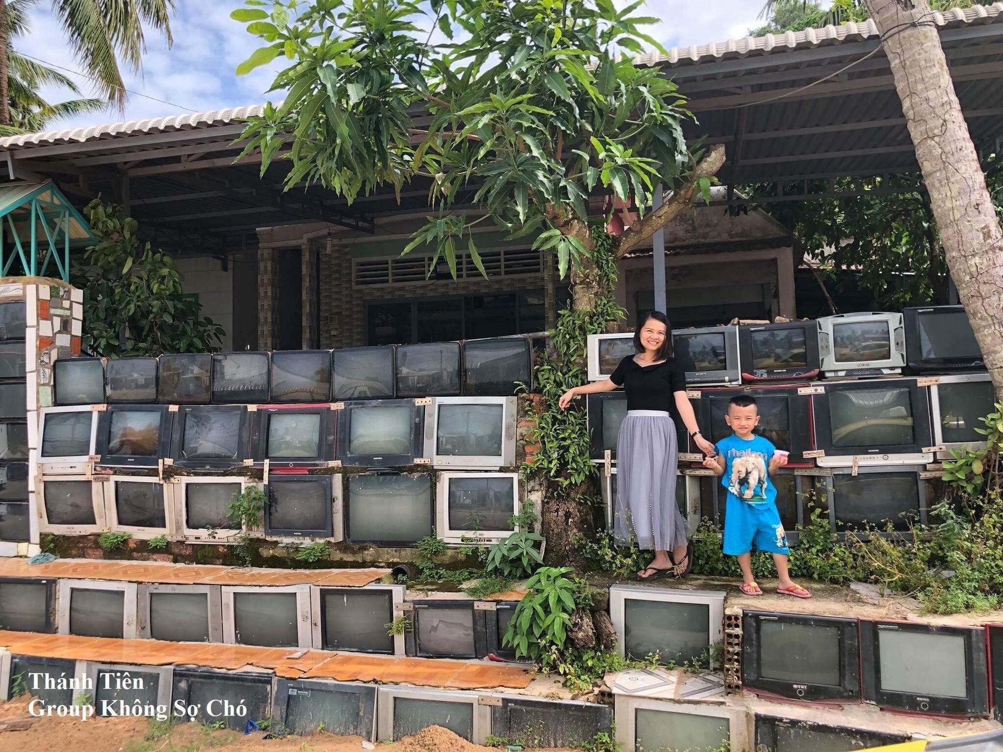 Toàn cảnh chiếc hàng rào có một không hai tại đảo Hòn Thơm, Phú Quốc