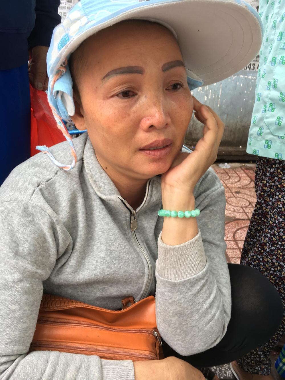 Chị Nguyễn Bích Kịp