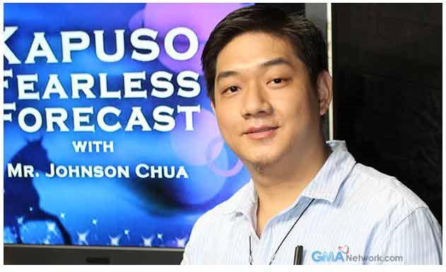 Chuyên gia phong thuỷ Johnson Chua. Ảnh: GMA.
