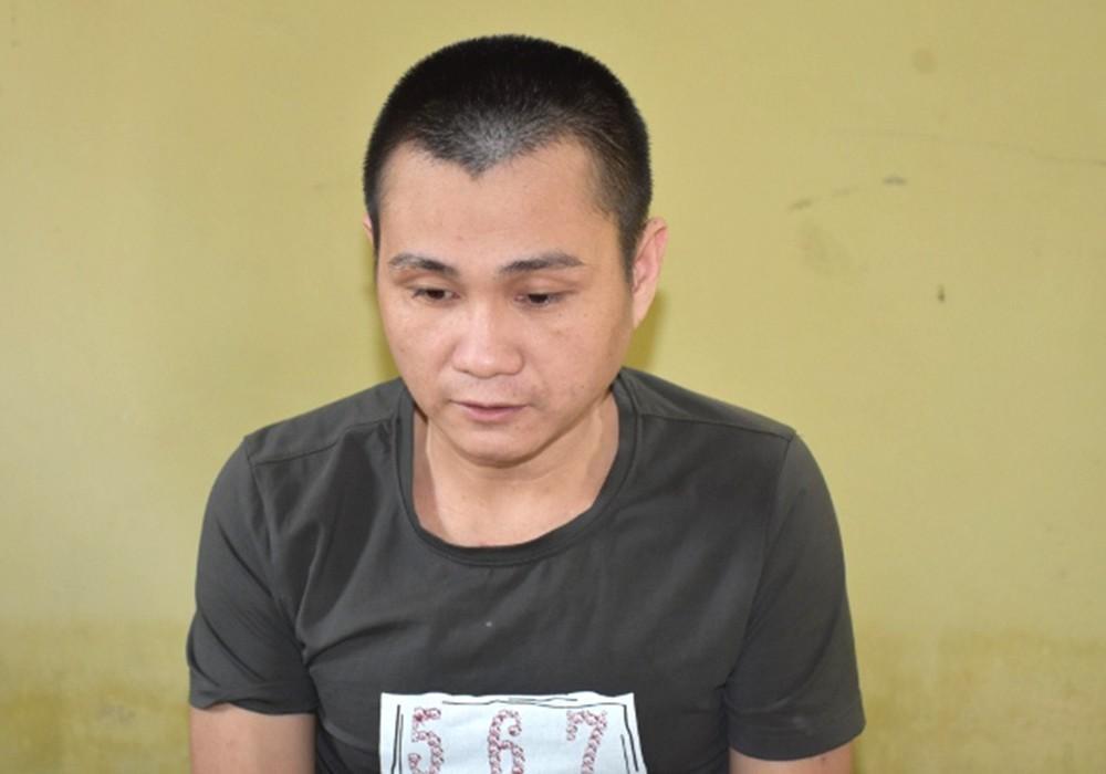 Đối tượng Lo Văn Tuấn.