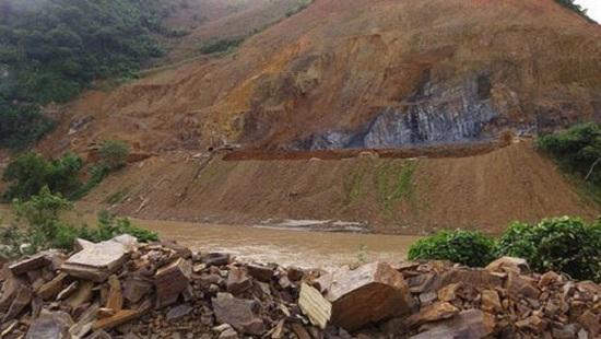 Công trình thủy điện Nậm Na 1 (huyện Phong Thổ, tỉnh Lai Châu)