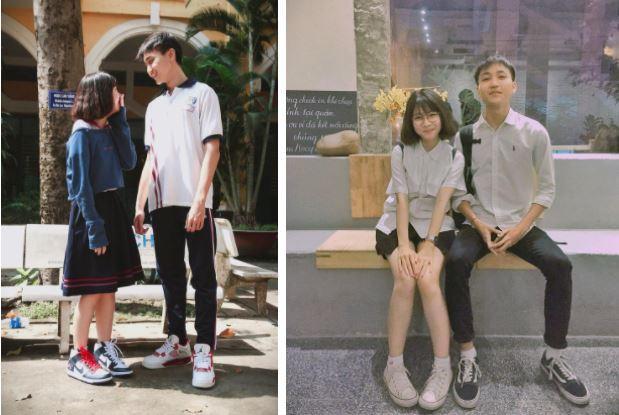 Cặp đôi đũa lệch 25cm khiến mọi người tan chảy vì độ dễ thương.