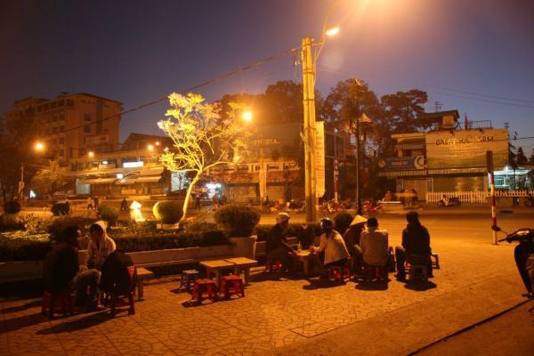Đậu nành nóng là thức uống truyền thống của người dân thành phố thơ mộng. (Nguồn: Du khách)
