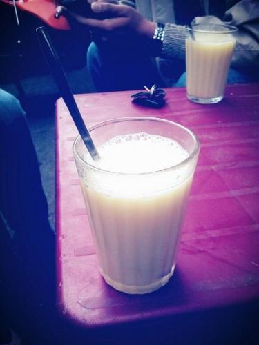 Những cốc sữa đậu nành nóng sẽ là lựa chọn tuyệt vời cho thời tiết se lạnh của Đà Lạt. (Nguồn: yeah1.com)