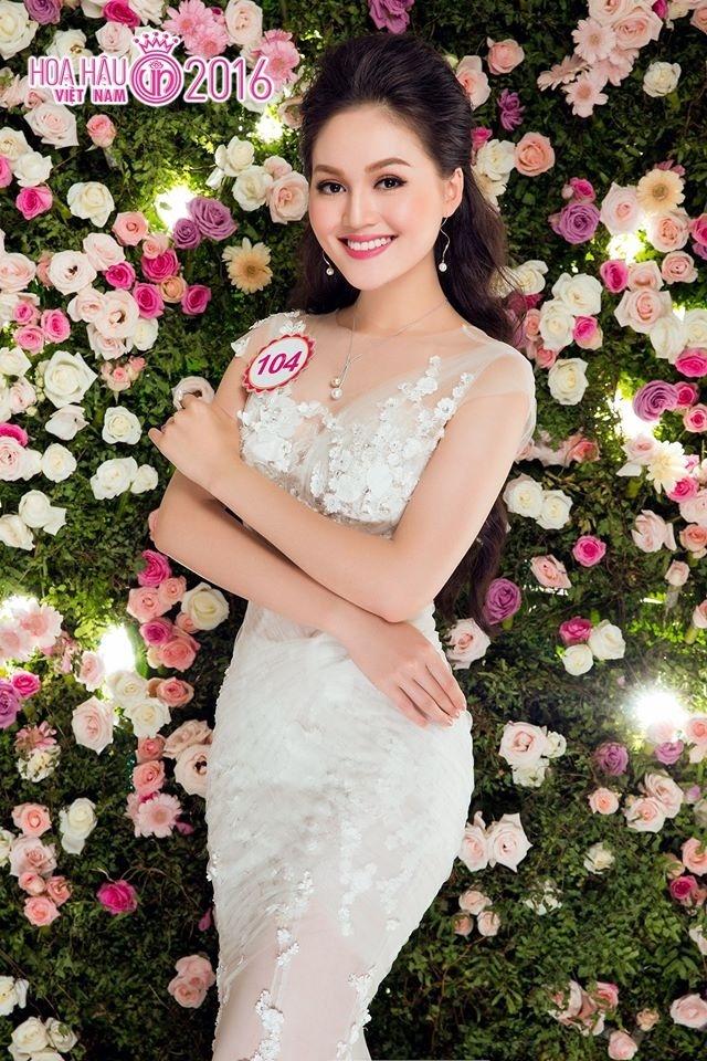 Miss Ngôi sao 2014 Trần Thị Thu Hiền (Ảnh: ngoisao.net)