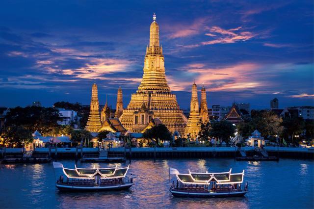Thái Lan - một điểm đến tuyệt vời cho những ai muốn du lịch một quốc gia khác. Ảnh: Internet