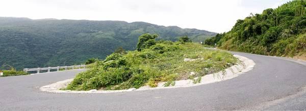 Đường lên đèo Khánh Sơn. (Nguồn: 360ourlife)