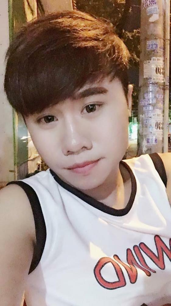 Phạm Minh Tân trước khi tiêm hóc-môn chuyển giới