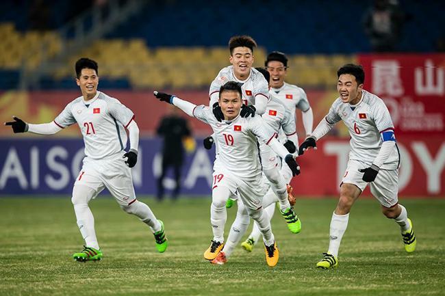 nhưng dường như U23 Việt Nam lại thăng hoa hơn khi không Công Phượng
