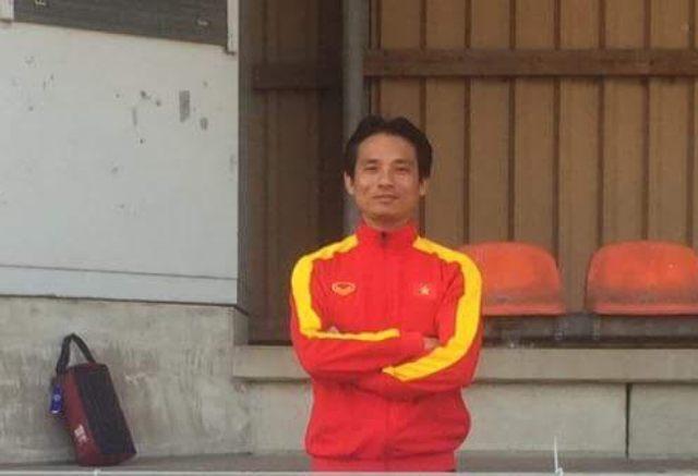BS. Nguyễn Trọng Thuỷ.
