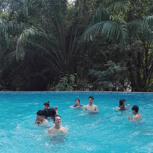 Cách Sài Gòn khoảng 150 Km, khu du lịch Rừng Madagui thuộc một phần của rừng Quốc Gia Nam Cát Tiên là điểm đến tuyệt vời cho những ai yêu và thích khám phá thiên nhiên.Ảnh:momo.239