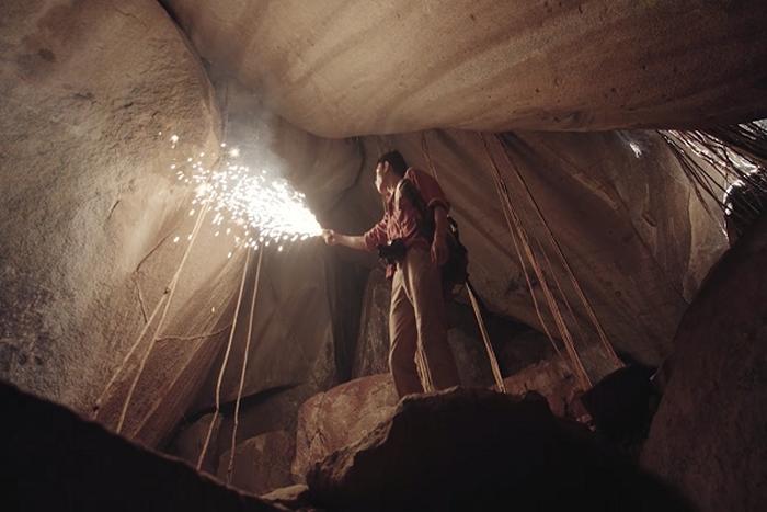 Hệ thống hang động thiên nhiên huyền bí tại Madagui - Ảnh: MDG