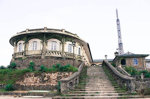 Khu nhà cổ thời Pháp thuộc