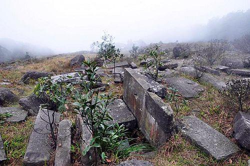 Khu linh địa cổ Mẫu Sơn