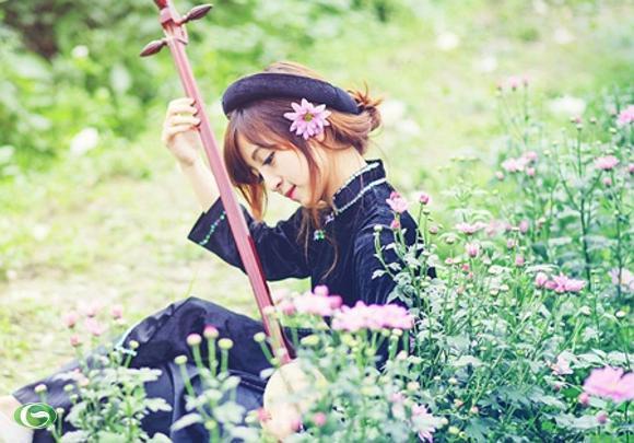 Người con gái xứ Lạng có những nét tính cách tuyệt vời khiến chàng trai nào cũng muốn yêu, muốn lấy; Ảnh: truongsahoangsa.info