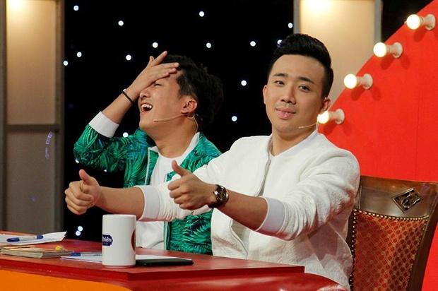 Trường Giang và Trấn Thành là 2 trong số những cây hài trẻ hot nhất hiện nay và sở hữu lượng fan đông đảo.