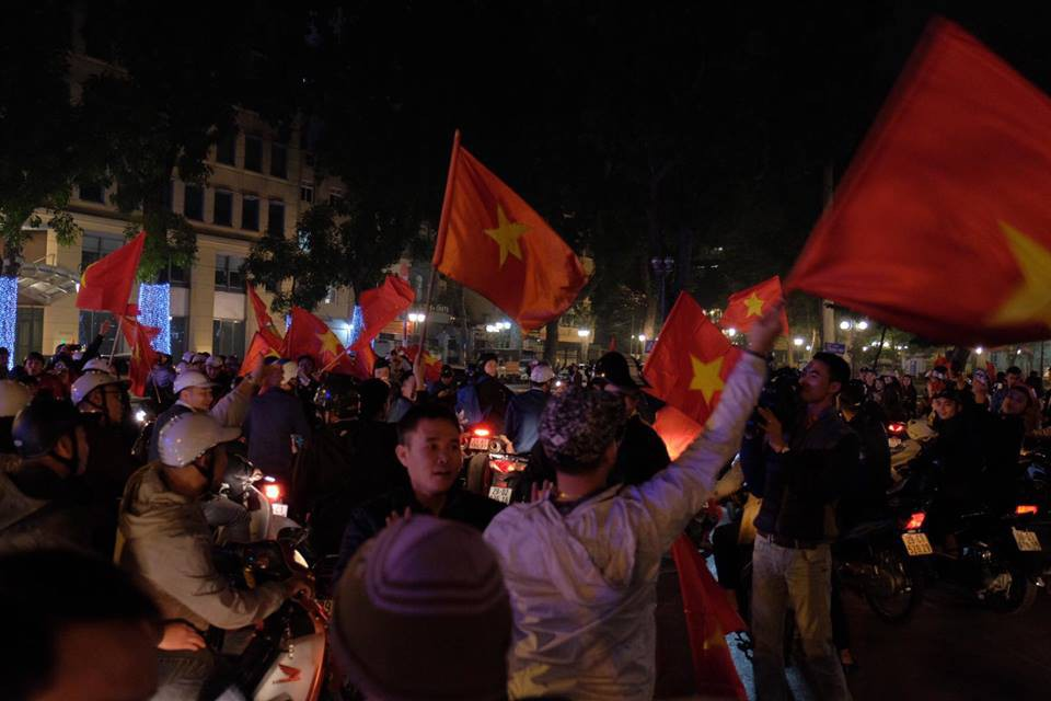 Đêm nay sẽ là một đêm không ngủ, khi U23 Việt Nam đã tạo nên cơn địa chấn vào bán kết giải U23 châu Á 2018.