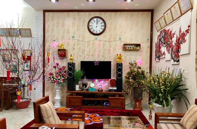 Ngôi nhà của Đàm Thu Trang tại Lạng Sơn.