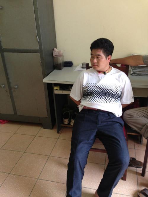 Tàng Keangnam là một tay chơi ở cao nguyên Mộc Châu, Sơn La.