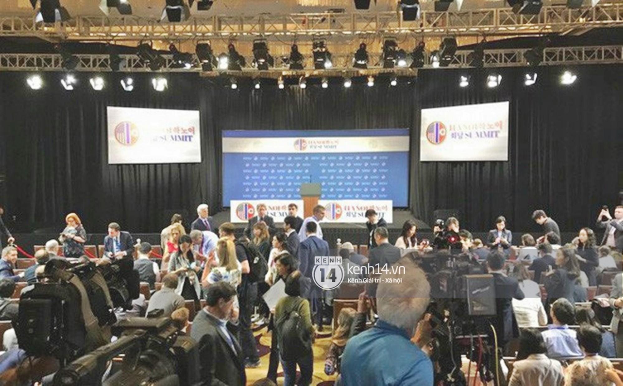 Không đạt được thỏa thuận với Triều Tiên, Tổng thống Trump tiến hành họp báo sớm, chuẩn bị về nước ngay trong chiều 28/2 - Ảnh 7.
