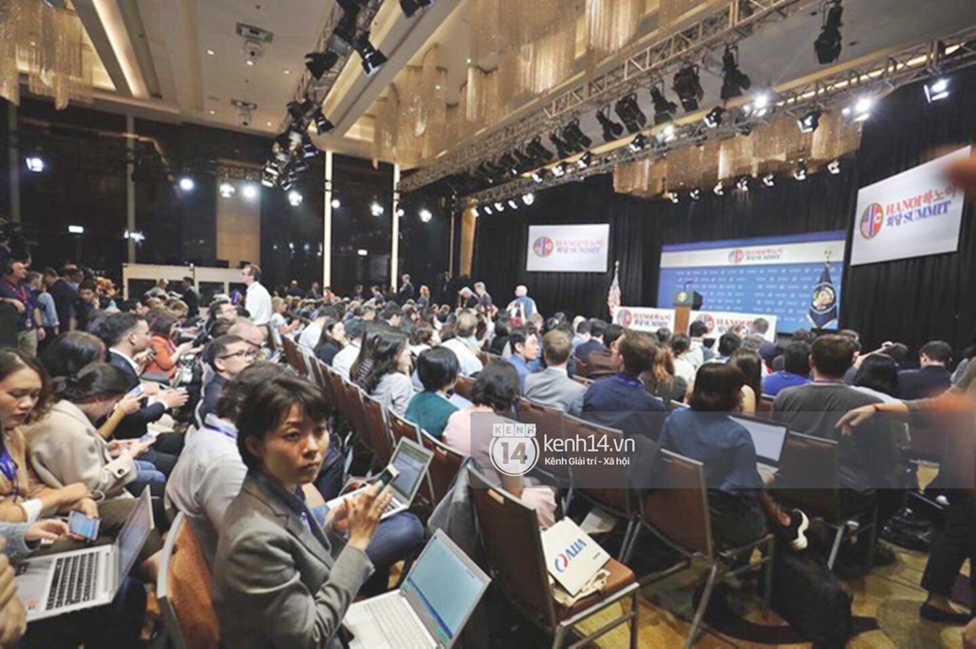 Không đạt được thỏa thuận với Triều Tiên, Tổng thống Trump tiến hành họp báo sớm, chuẩn bị về nước ngay trong chiều 28/2 - Ảnh 2.