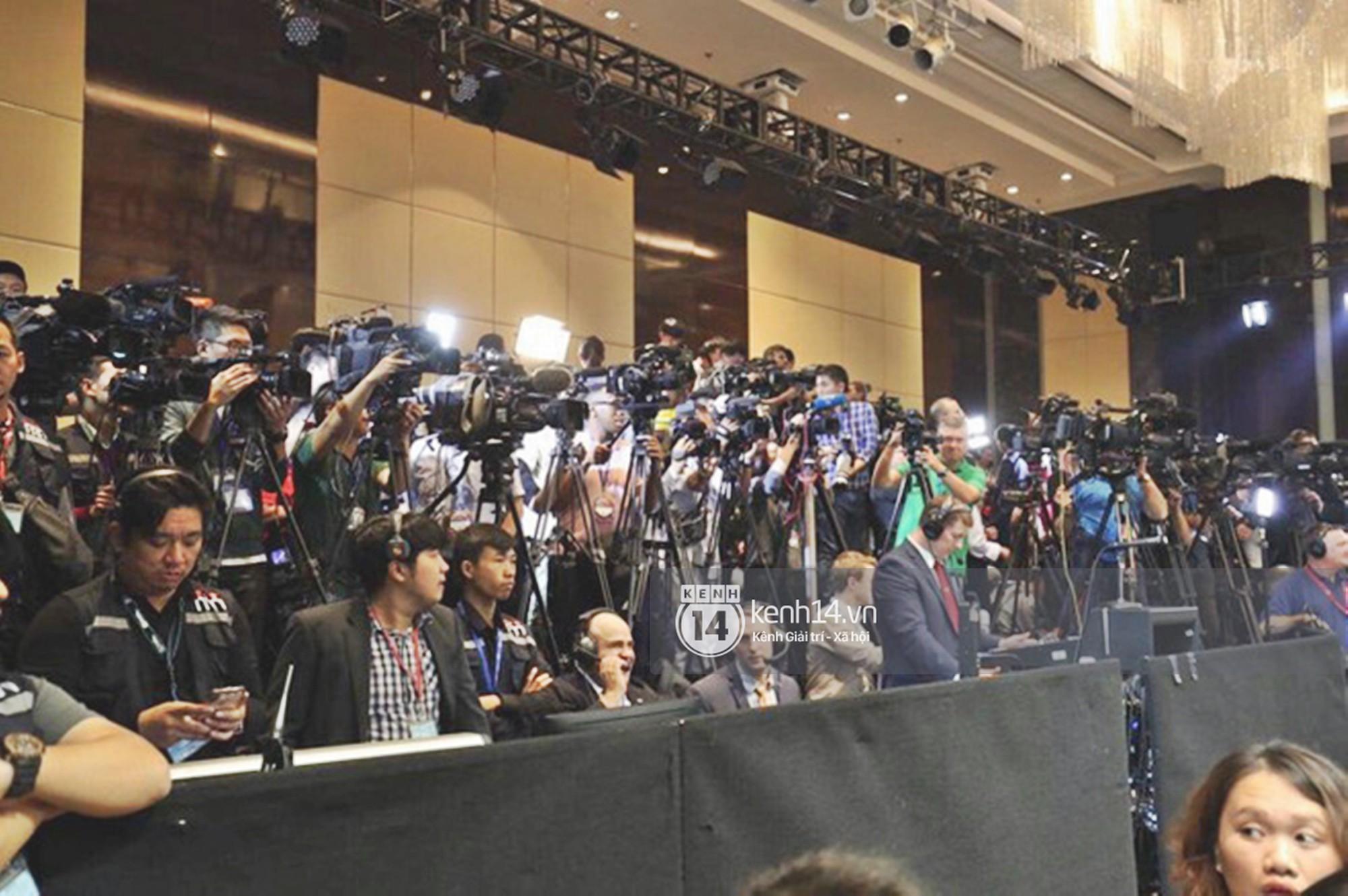 Không đạt được thỏa thuận với Triều Tiên, Tổng thống Trump tiến hành họp báo sớm, chuẩn bị về nước ngay trong chiều 28/2 - Ảnh 4.