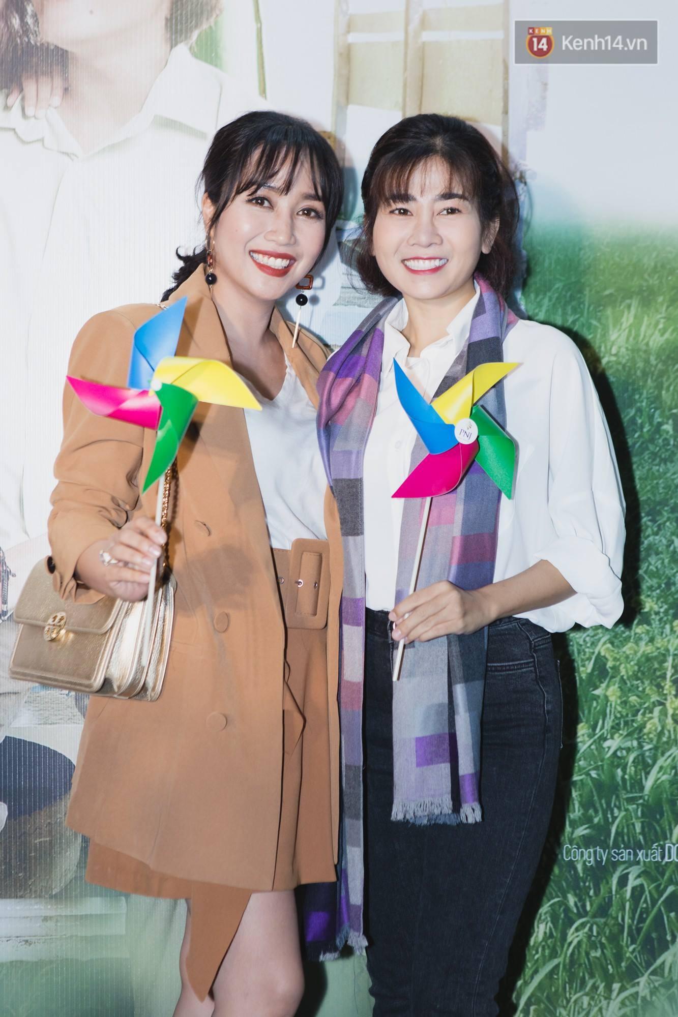 MC Ốc Thanh Vân và Mai Phương cùng tham dự một sự kiện mới đây.