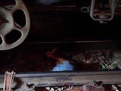 Hiện trường vụ t.ai nạ.n đường sắt khiến một người đàn ông t.ử v.ong ở Lào Cai