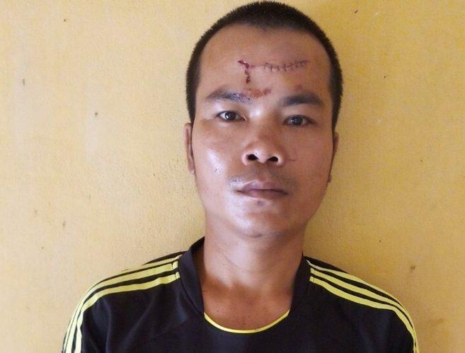 Triệu Văn Dinh tại cơ quan điều tra