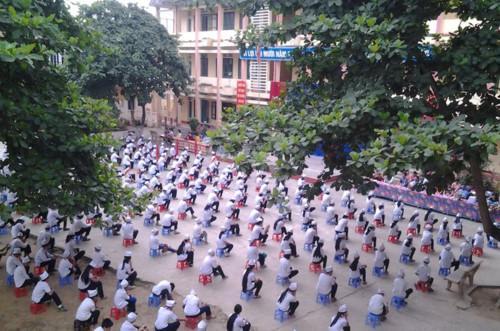 Dạy học 5 ngày/tuần đã được triển khai ở một số địa phương và mang lại hiệu quả giáo dục. (ảnh minh họa)