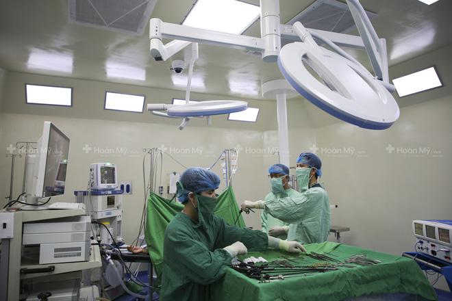 Hiện bệnh nhân đã ổn định và đang hồi phục tốt.