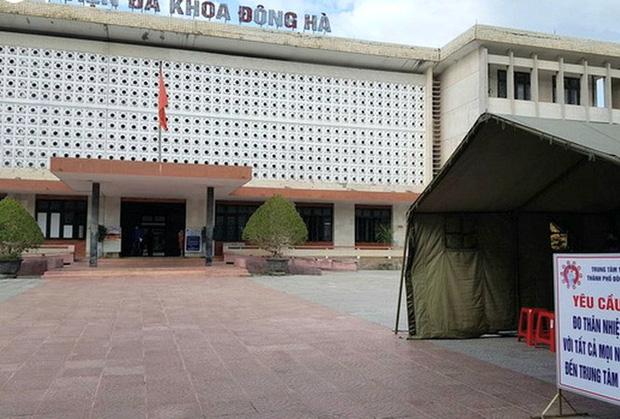 Ông H.V. C. sẽ tiếp tục cách ly lại 14 ngày tại Trung tâm Y tế TP Đông Hà sau khi tổ chức sinh nhật cùng bệnh nhân 904 trong khu cách ly.