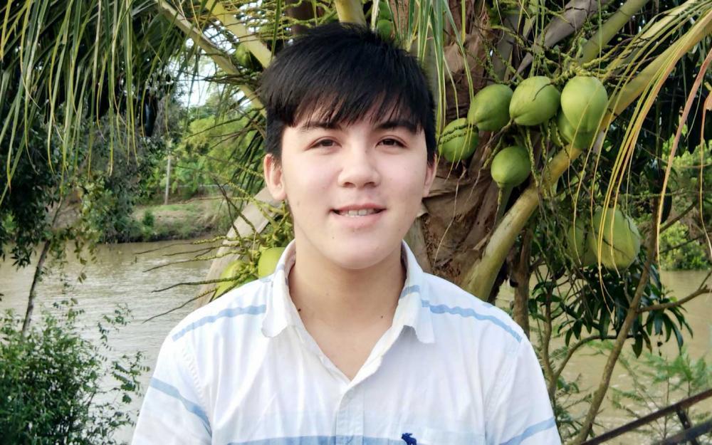 Nguyễn Minh Chăm.
