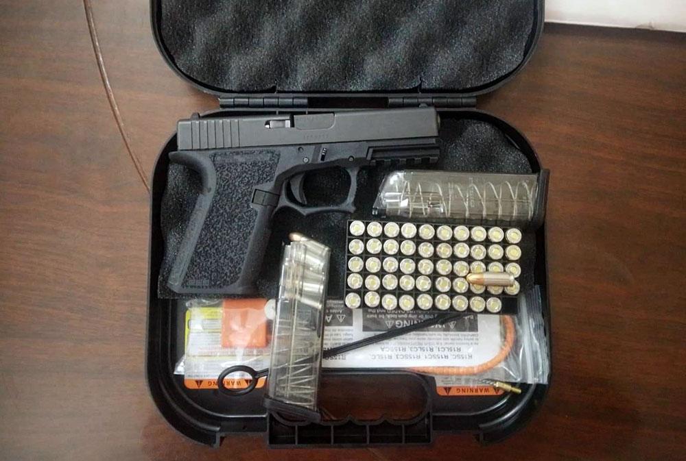 Khẩu súng mà Tài đã mua của Tuấn