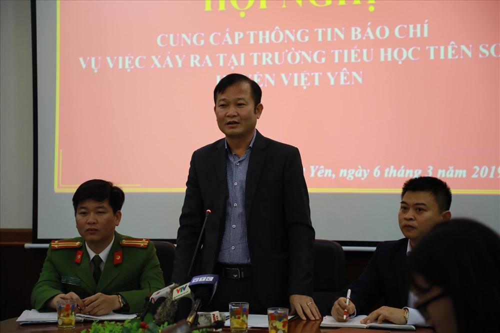 Việc cơ quan chức năng huyện Việt Yên kết luận hành vi của thầy D.T.M không đủ căn cứ để xử lý tội dâm ô đã gây tranh cãi trong dư luận.