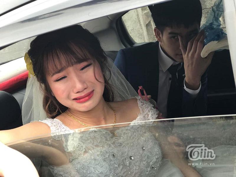Vợ Hoài Nam từng khóc như mưa trong ngày trọng đại vì phải đi lấy chồng