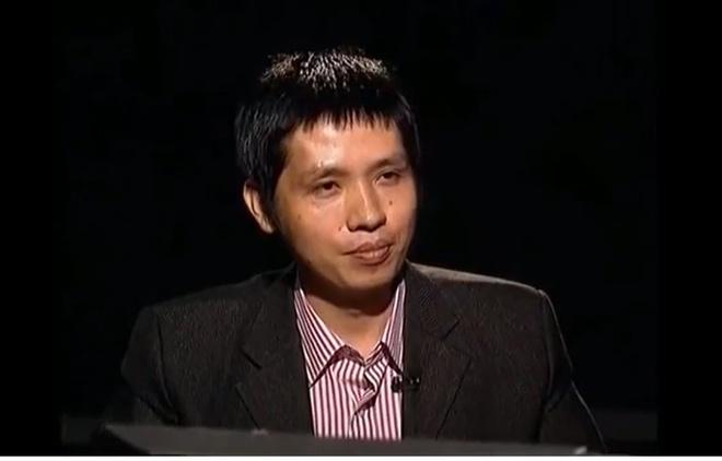 Nguyễn Lê Anh - người đầu tiên xác lập kỷ lục tại Ai Là Triệu Phú đăng ký tham gia chương trình để chiều lòng vợ.