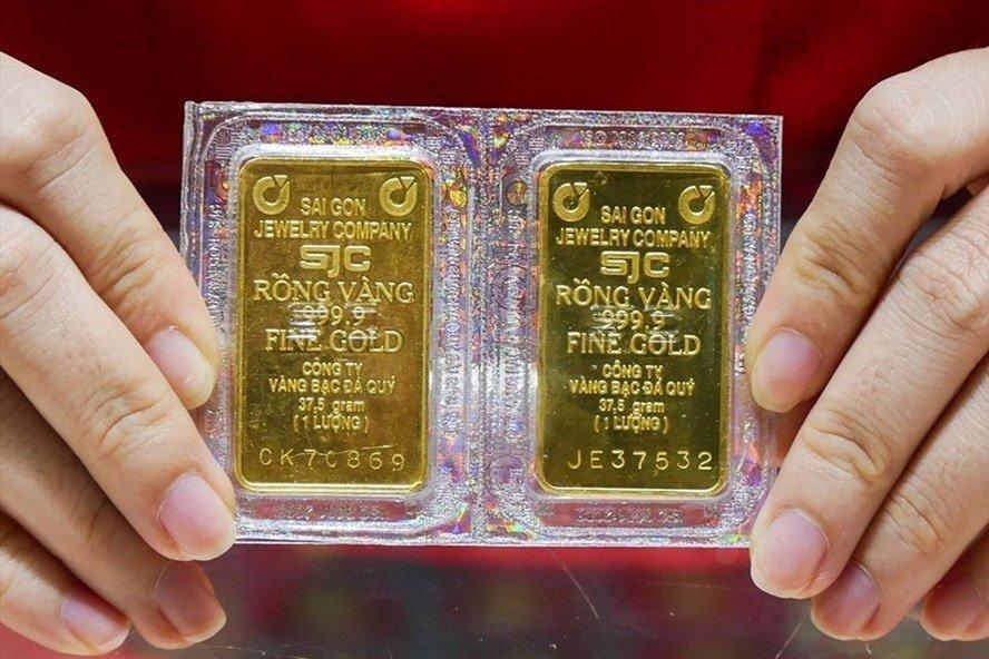 Giá vàng mới nhất hôm nay, giá vàng thế giới lao dốc thảm sau kỳ nghỉ Tết Nguyên đán. Ảnh: Internet