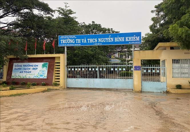 Ninh Thuận đảm bảo an toàn để học sinh trở lại trường từ ngày 22/2.