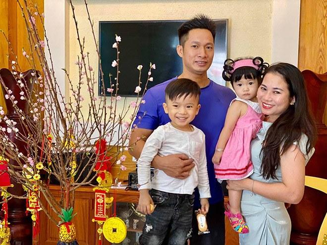 Tổ ấm nhỏ của gia đình chị Mỹ Linh.