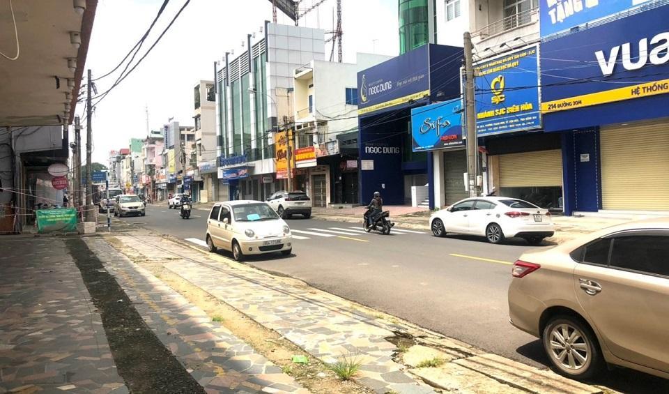 TP Biên Hòa, trung tâm của tỉnh Đồng Nai đang dần phục hồi đời sống sinh hoạt sau 2 tháng giãn cách xã hội.