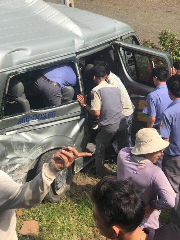 Vụ tai nạn khiến tài xế t.ử v.ong tại chỗ và 2 hành khách cùng 1 nhà thiệt mạng