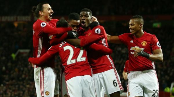 Man Utd giành trọn cả ba chiến thắng trong giai đoạn