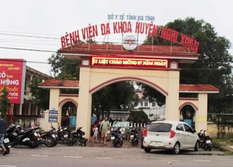 Bệnh viện huyện Nghi Xuân