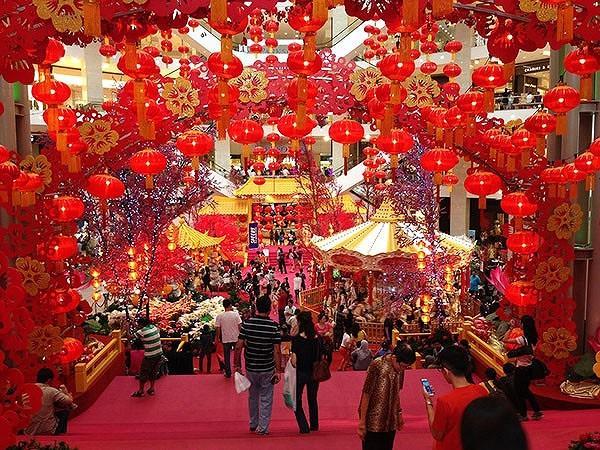 Tết ở Trung Quốc có nhiều nét tương đồng với Việt Nam.