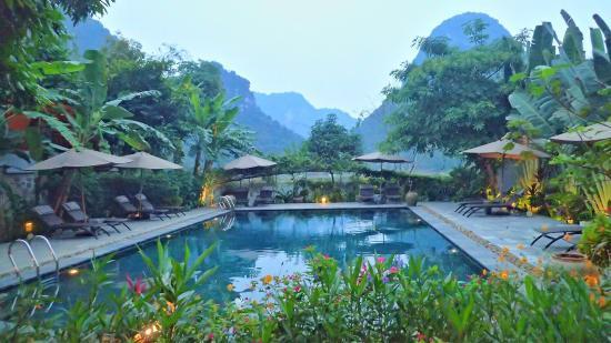 Tam Cốc là một trong những địa điểm nghỉ dưỡng tuyệt vời. (Nguồn: tripadvisor.co.uk)