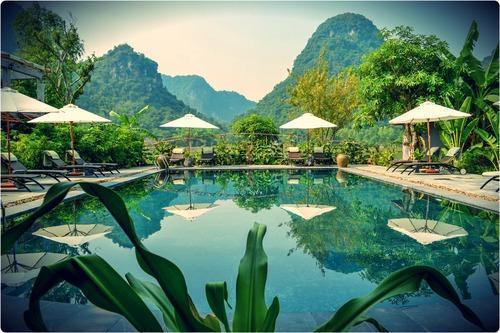 Bể bơi trong xanh thích hợp cho nghỉ dưỡng. (Nguồn: dontdrinktheh2o.tumblr.com)