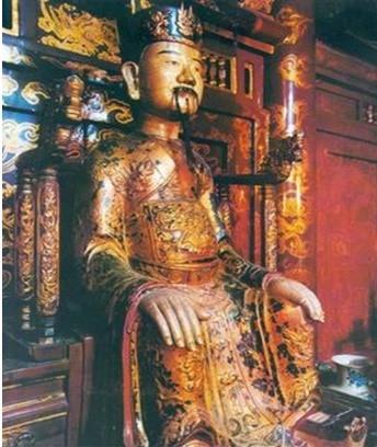Nghi van kho giai ve hung thu giet chet vua Dinh Tien Hoang-Hinh-2