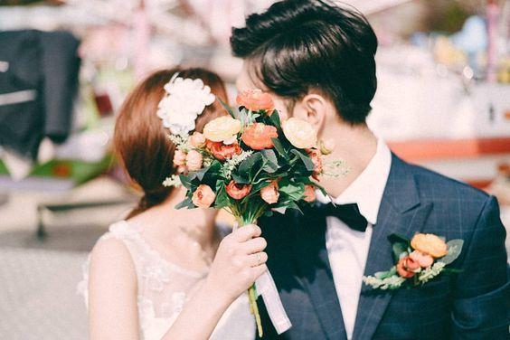 Suy cho cùng, yêu người thua tuổi hay lớn tuổi thì kết thúc viên mãn nhất có lẽ vẫn là một đám cưới hạnh phúc trăm năm. - Nguồn: cafebiz.vn