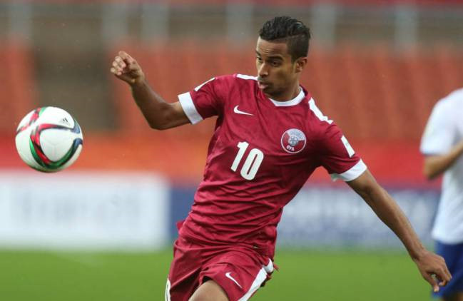 Doi hinh Qatar dat gan gap 30 lan U23 Viet Nam hinh anh 2